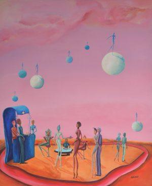 Les 7 sphères.